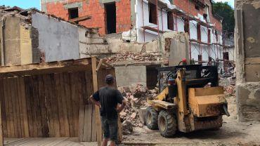 В Ужгороде уничтожают памятник культурного наследия