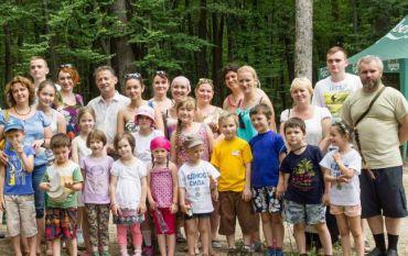 Семьи воинов АТО совершают бесплатные экскурсии по Украине