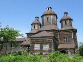 Церква Чернігівщини прикрасить музей у Пирогові