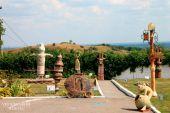 Парк глиняных скульптур появился на Полтавщине