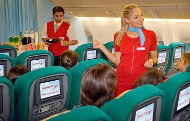 Зимняя сказка в Вене: Austrian Airlines будет летать в Киев, Одессу, Днепр и Львов