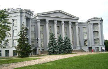 В столице разрушается Музей истории Украины