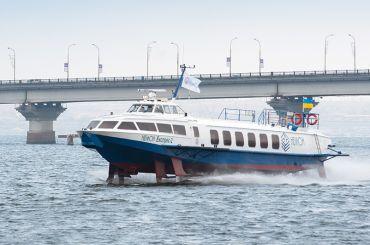 В Одесской области хотят восстановить рейсы на «ракетах»
