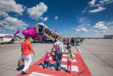 Wizz Air поменял расписание новых маршрутов