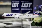 LOT открывает рейс Запорожье – Варшава