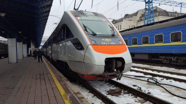 В 2018 году будет ходить поезд Киев – Минск – Вильнюс – Рига – Таллинн