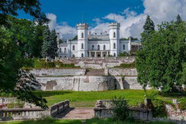 В Харькове вспомнили о Шаровском замке