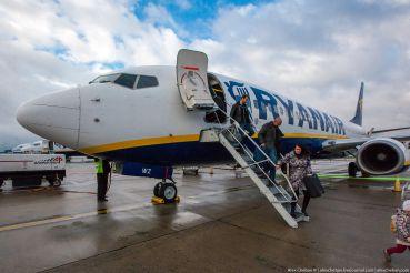 Ryanair вернулся и в октябре полетит