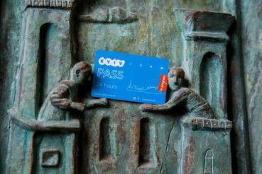 В мае в Киеве появятся детские туристические ID-карты
