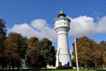 40-метрова водонапірна вежа Глухова чекає на туристів