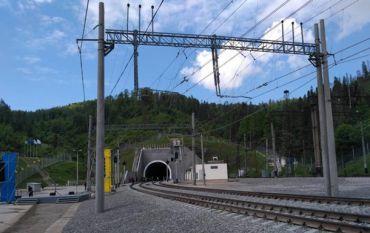 Ближе к Европе: открылся новый Бескидский тоннель
