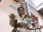 В Одесі встановили пам'ятник «Одеській бабусі»