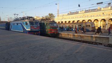 В городах Одесской области можно купить железнодорожные билеты за границу