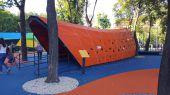 Перший в Україні інклюзивний парк відкрився у Дніпрі