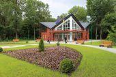 Сучасний візит-центр відкрився на Івано-Франківщині