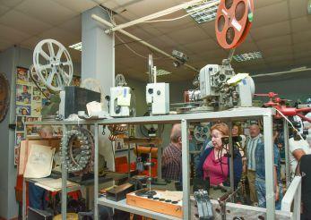 Музей киносъемочной техники открылся в Одессе