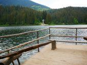 Два дні туристи не зможуть потрапити на озеро Синевир