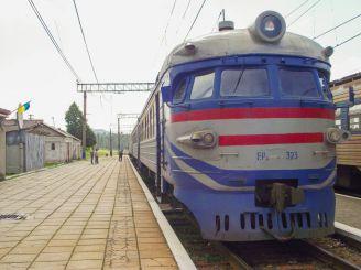 Новый поезд Кременчуг – Ворохта пользуется популярностью