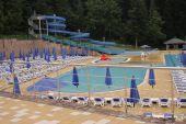 Во Львовской области заработал самый большой открытый аквапарк Карпат