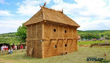 В Одесской области создали дом… трипольского периода