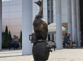 В Мукачеве появился «гусиный» маршрут