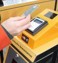 В киевском скоростном трамвае можно прокатиться с «MasterCard»