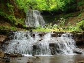 Срібні водоcпади Тернопільщини
