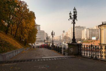 Хрещатий (Купецький) парк, Київ