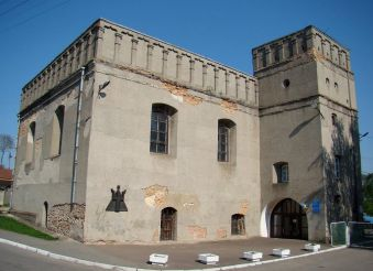 Small castle (synagogue)