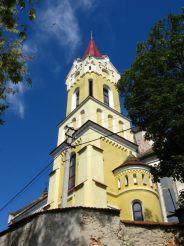 Костел Святого Миколая, Старий Самбір