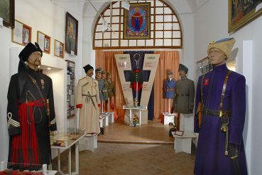 Gallery Ukrainian historical uniforms