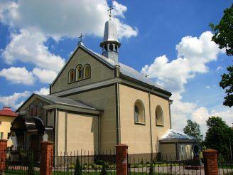 Церква Святої Параскеви (Зубра)