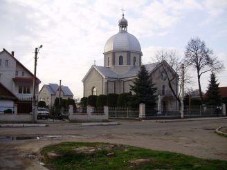 Церква Святого Воскресіння, Жидачів
