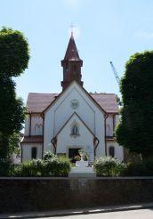 Польський костел в Трускавці