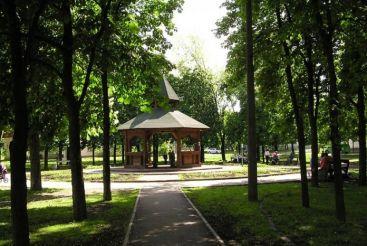 Парк будинку культури залізничників, Київ