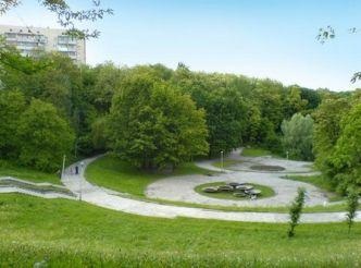 Солом'янський лісопарк, Київ