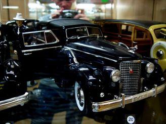 Київський музей історії автомобілів у моделях