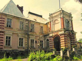 Palace Lyantskoronskih, Rozdil