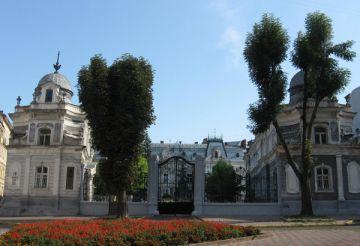Палац Сєменських-Левицьких, Львів