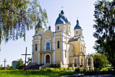 Храм Св. Владимира, Перемышляны