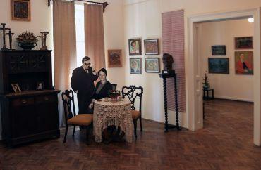 Художественно-мемориальный музей Леопольда Левицкого