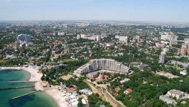 Пляж «Аркадия», Одесса