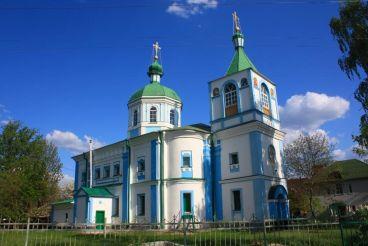 Троицкая церковь, Переяслав-Хмельницкий