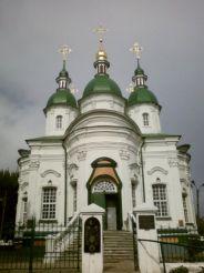 Собор Святых Антония и Феодосия, Васильков