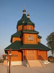 Церква Святого Миколая, Мазепинці