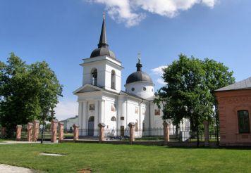 Воскресенская церковь, Батурин