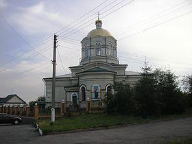 Церква Різдва Богородиці, Рокитне