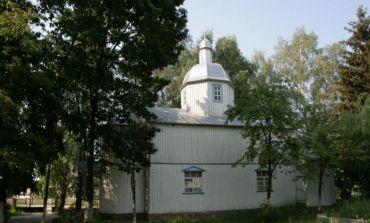 Церква Святої Параскеви, Веприк