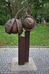 Бронзові каштани, Київ