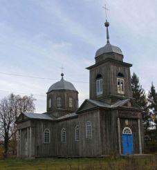 Церква Іоанна Златоуста, Півні